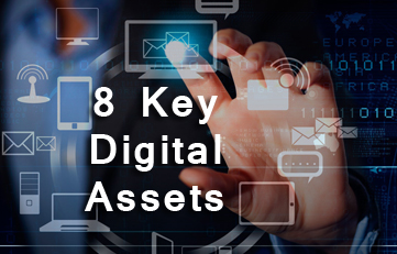 8 Key Digital Assets
